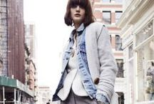 LAYER IT UP / A collection of layered up looks.  / by Beth Jones