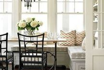 Creative Kitchen Storage / by Traditional Home