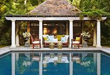 Cool Pools / by Traditional Home