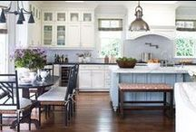 Kitchens We Love / by Traditional Home