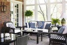 Perfect Porches  / by Traditional Home
