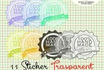 Stamps for web