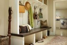 Marvelous Mudrooms / by Traditional Home