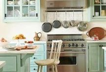 Dream Kitchen / The world's most stunning kitchens for home planning and inspiration :)