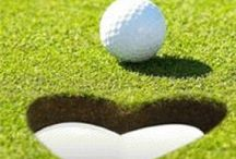 Golf / Passionate about golf / by Nancy Thomas