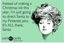 My Wish List / Starting this list because when asked I can never think of anything!