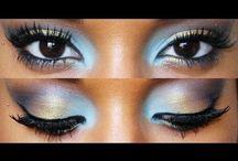 Makeup / Beautiful makeup  / by Laura Velásquez