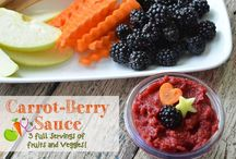 Healthy snacks n salads / by Tricia Woolbright
