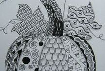 Crafts - Zentangle / by Ann Cothron