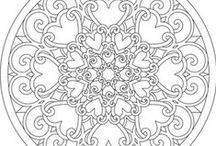 Crafts - Template Patterns / by Ann Cothron