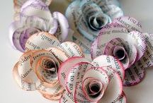 Crafts - I Heart Books! / by Ann Cothron