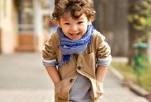 Boy Style / A collection of images showcasing little boys with great style. / by Beth Jones