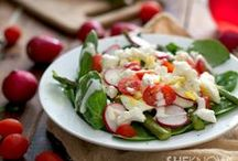 Fresh, Easy Salads