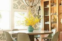 Gorgeous Wallpapers / by Traditional Home