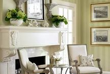 Magnificent Mantels / by Traditional Home