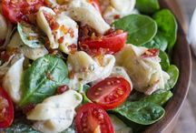 Salads / by Danielle Beamesderfer