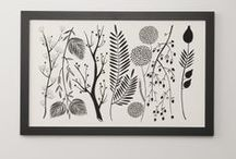 Botanical Art / Botanical illustrations, paintings, sculptures, collages, crafts and much more. Artwork inspired by the beauty of nature.