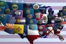 State Flags / by Nancy Thomas