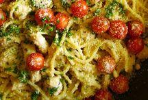 Pasta / by Danielle Beamesderfer