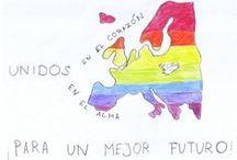 Día de Europa / carteles del EK 11, curso 2012/13