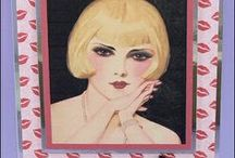 Stylish Women's cards