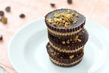 Candy & Chocolate / The best candies and chocolate recipes from around the web, like truffles, homemade reese cups and more.