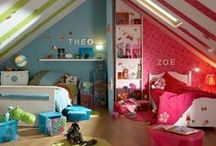 Kids' Room Ideas / We teamed up with fabulous blogger, Mummy Vs Work's Paula to take a closer look a children's rooms. Find out more: http://mummyvswork.co.uk/