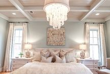 Master Bedroom Decor/ideas/colors / by Tricia Woolbright