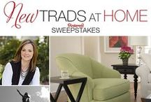 New Trads at Home: Dana Wolter / VOTE for a chance to win a $2,500 gift certificate from Ethan Allen! Birmingham, Alabama-based New Trad designer Dana Wolter was inspired by a local landmark to create a family room concept featuring furniture and decorative accessories from Ethan Allen. Check out her board – and others – and vote for a chance to win at www.traditionalhome.com/ethanallen.