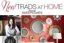 New Trads at Home: Heather Garrett / VOTE for a chance to win a $2,500 gift certificate from Ethan Allen! Durham, NC-based New Trad designer Heather Garrett was inspired by architectural details and Art Deco influences around the area to create an inviting Entry Hall concept featuring furniture and decorative accessories from Ethan Allen. Check out her board – and others – and vote for a chance to win at www.traditionalhome.com/ethanallen.