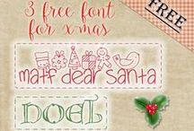 Font / Free font