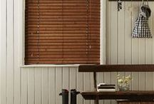 Wooden blinds / Wooden blinds can be rustic, sleek or cosy. But they're always full of character. Take a look at our stylish selection ready to adorn your windows. They'll suit Scandi schemes, shabby chic spaces and contemporary rooms - in fact, pretty much any home! Take a look...