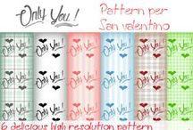 Pattern e Texture