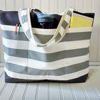 Striped Fabric Options
