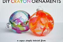 Christmas Ornaments / by Kari