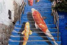 Stairs / by Karen Wheeler