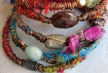 Jewelry / I love jewelry, creating it, wearing it, and everything about it! / by Lorelie Michaud