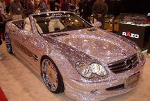 Cars & Other Vehicles / If it's pink, I want it! / by Cheryl Clever