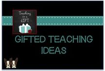 Gifted Teaching Ideas / Teaching tips, tricks and ideas for upper elementary gifted classrooms.