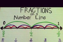 Math- Fractions / by Ms. Holle