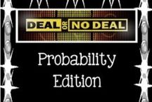 Math- Probability and Statistics / by Ms. Holle