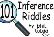 Inferencing / by Ms. Holle