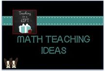 MATH TEACHING IDEAS