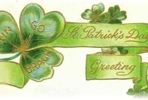 """St. Patrick's Day / """"Saint Patrick was a gentleman Who through strategy and stealth Drove all the snakes from Ireland Here's a drinkee to his health! But not too many drinkees Lest we lose ourselves and then... Forget the good Saint Patrick And see them snakes again!"""" ~Author Unknown / by Diane Emerson"""