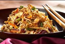 #3 Asian Food  / by Kelsey Beckum