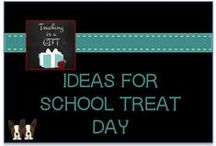 Ideas for School Treat Day