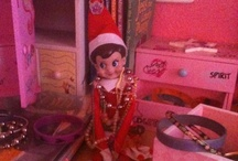 Elf on the Shelf... / by Tanya.... Oh, Tanya....