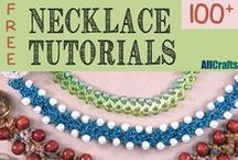 Jewelry Tutorials / by AllCrafts.net - The Free Crafts Network