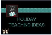 Holiday Teaching Ideas