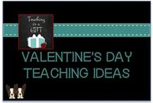 Valentine's Day TEACHING Ideas